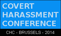 COVERT HARASSMENT CONFERENCE