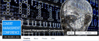 Covert Harassment Conference on Facebook