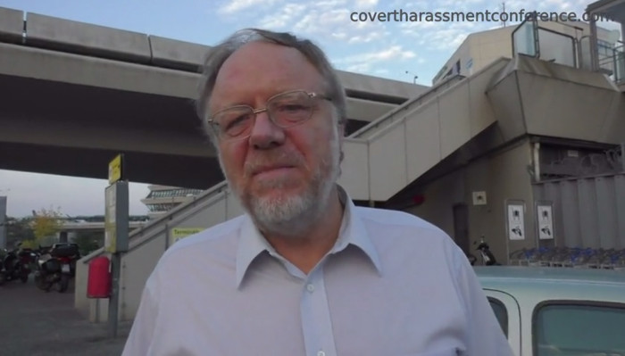 Dr. Kevin Barrett at the Covert Harassment Conference 2015 - Reflection