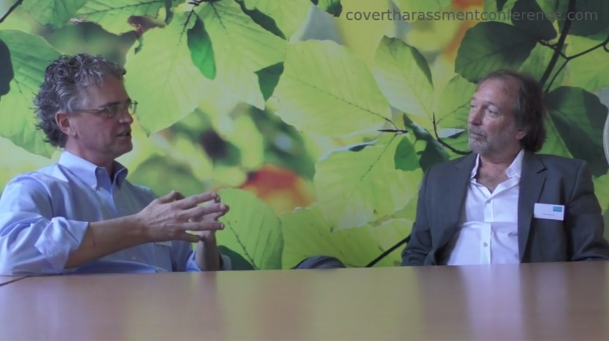 Dr. Nick Begich at the Covert Harassment Conference 2015 - Interview