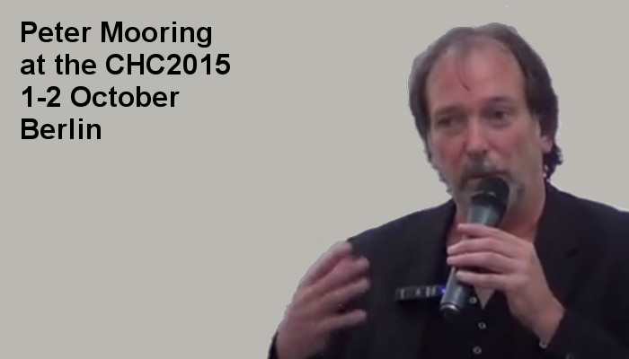 Peter Mooring at the Covert Harassment Conference 2015 - Day2
